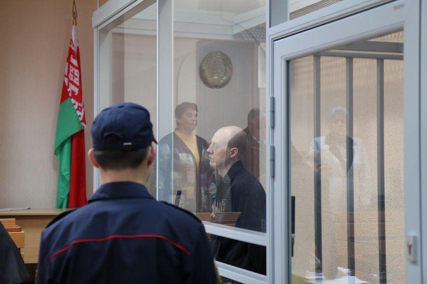 Верховный суд Республики Беларусь оставил всиле смертный вердикт убийце 2-х девушек