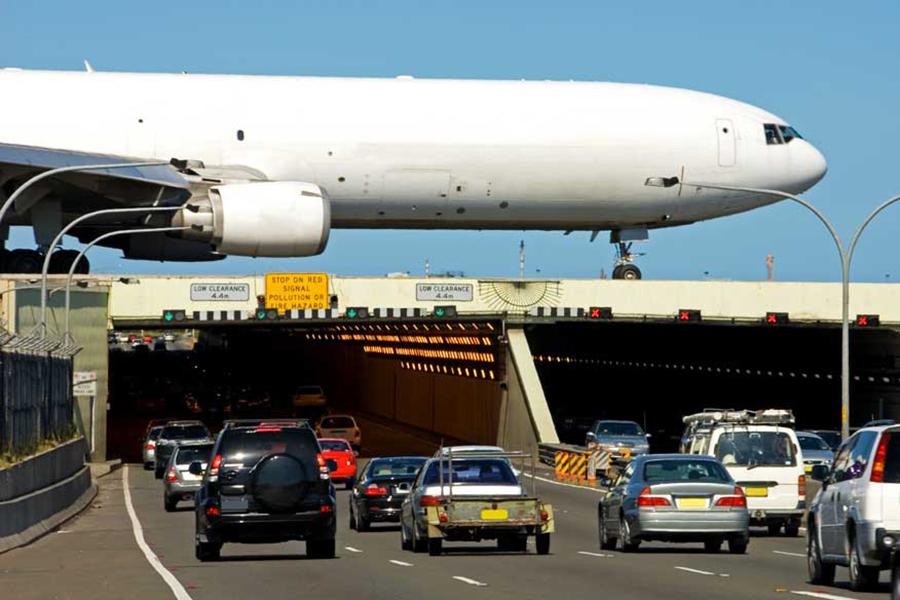 Ваэропортах Австралии откажутся отпроверки паспортов