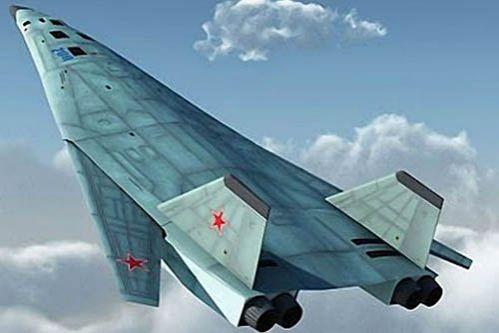 ВРФ начали разработку бомбардировщика для ядерных ударов изкосмоса