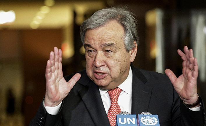 Новый генсек ООН будет назначен 13октября