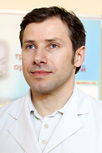 The Head of the Republican Scientific-Practical Centre of Organ and Tissue Transplantation Oleg Rummo