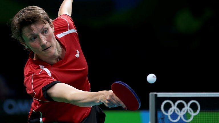 Виктория Павлович вышла втретий круг олимпийского турнира понастольному теннису