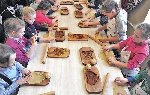 Мастер-класс по изготовлению пряников тула
