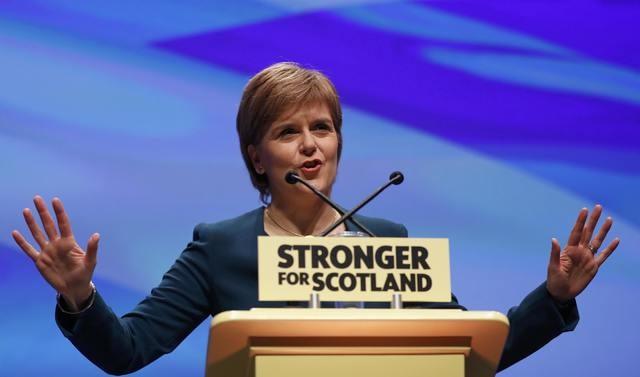 Шотландия готовится кповторному референдуму овыходе из Великобритании,— Стреджен