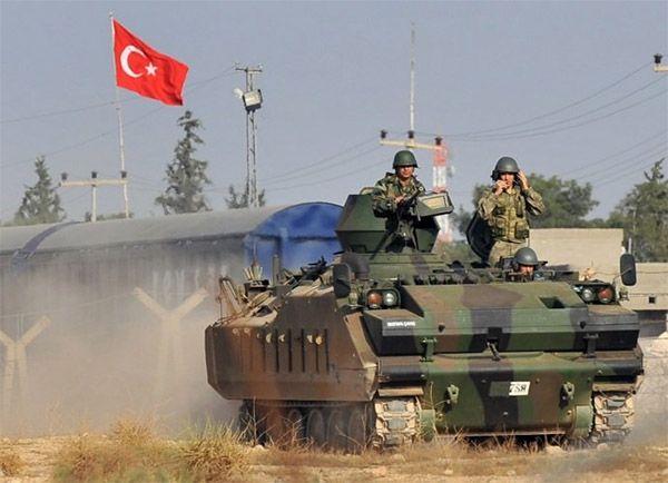 МИД Ирана потребовал отТурции остановить военные действия вСирии