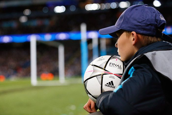 ½ финалаЛЧ: Бавария— Атлетико Мадрид 2:1