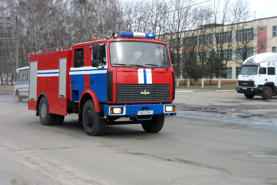Семья изСмоленска застряла натрассе вРеспублике Беларусь из-за поломки авто