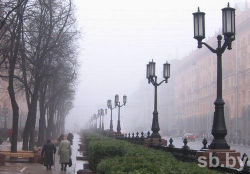 Потепление придет вБеларусь на текущей неделе