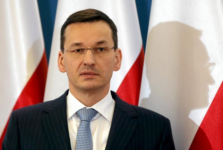 Вице-премьер Польши Моравецкий посетит Беларусь 24октября