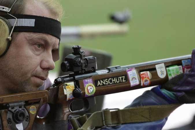 Кирилл Григорьян взял бронзу Олимпиады встрельбе извинтовки лёжа