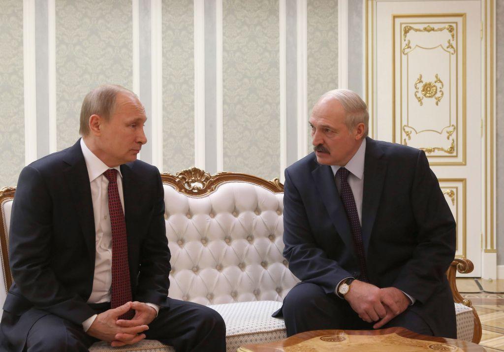 Лукашенко рассчитывает увидеться сПутиным набудущей неделе