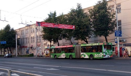 ВГомеле следователи ищут очевидцев правонарушения вавтобусе