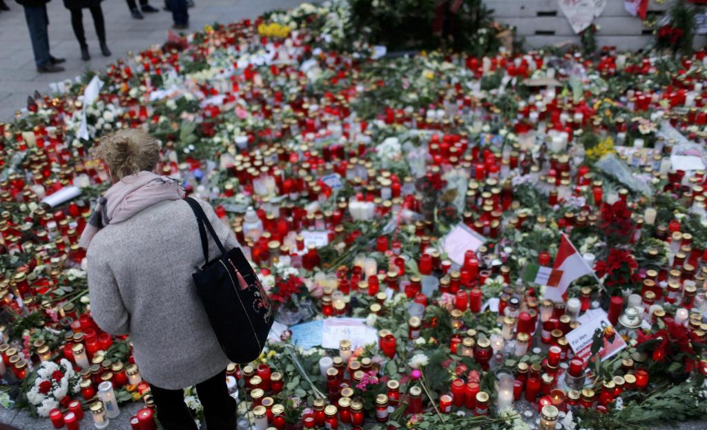 Опознаны все жертвы теракта вБерлине