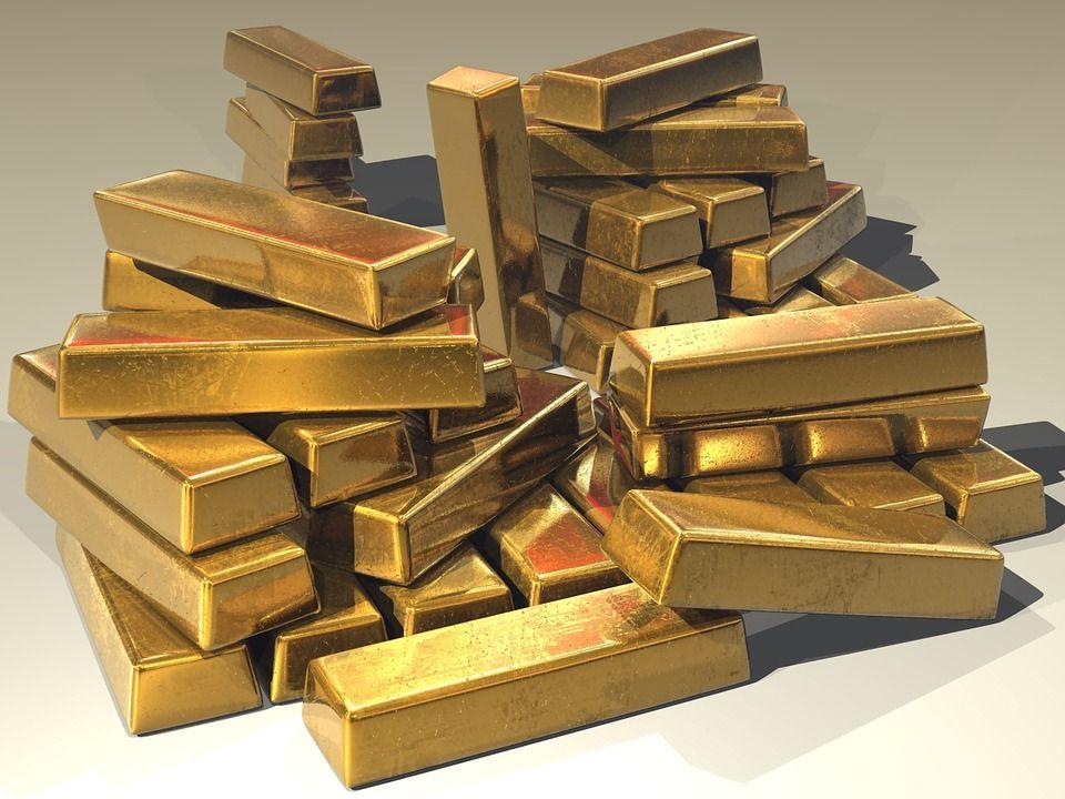 Золотовалютные резервы увеличились летом на $82,3 млн