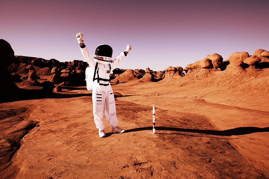 ВСША стартовал 8-месячный эксперимент, имитирующий полет наМарс