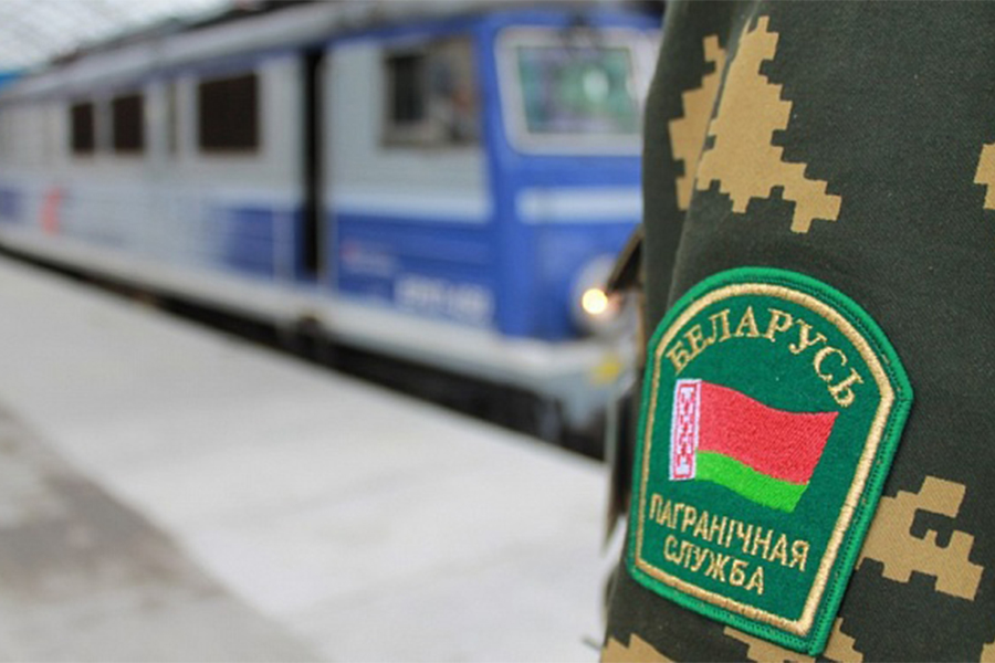 Польские таможенники вернули вБеларусь таджика, порвавшего паспорт
