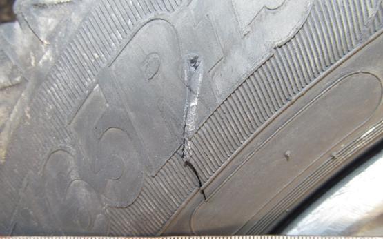 Минчанин обиделся нанеразговорчивого автомобилиста ипорезал колеса его машины
