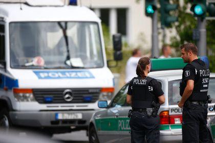 5 раненных, нападавшего немогут отыскать — Резня вМагдебурге