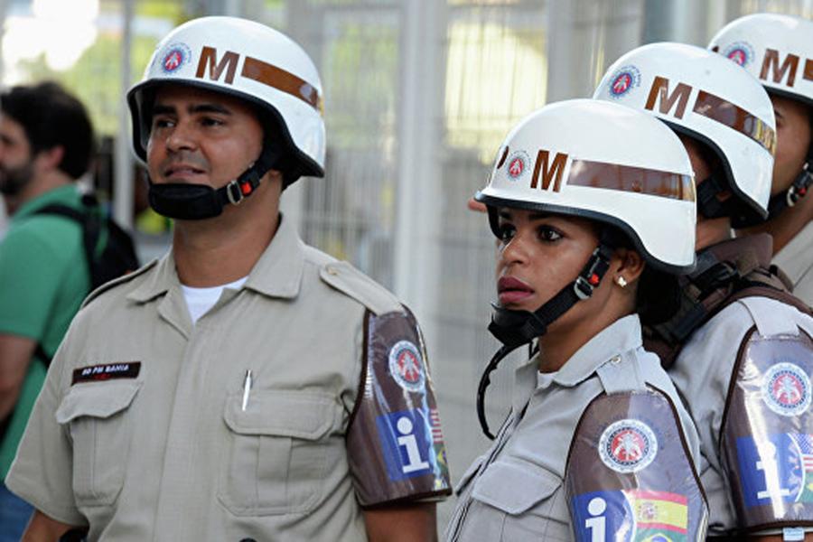 ВБразилии произошел взрыв вкурортном отеле