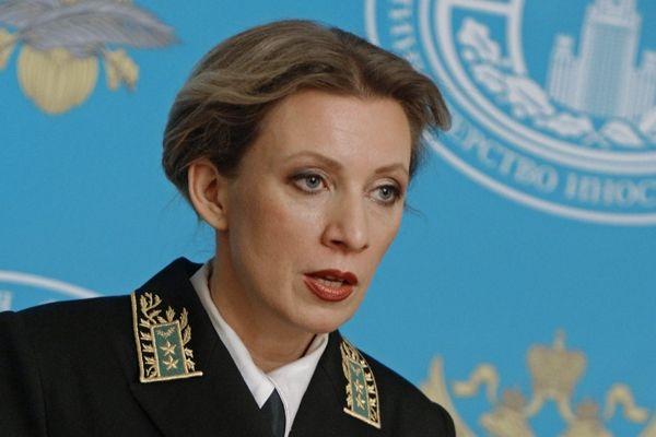 Захарова предупредила осанкциях иностранцев, пересекающих российско-белорусскую границу
