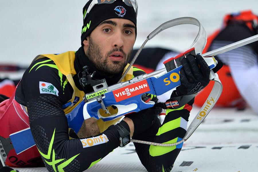 Фуркад одержал победу  гонку преследования наэтапеКМ побиатлону вГермании