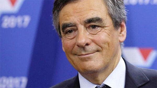 Литовцы встревожены тем, что Фийон лидирует навыборах президента Франции