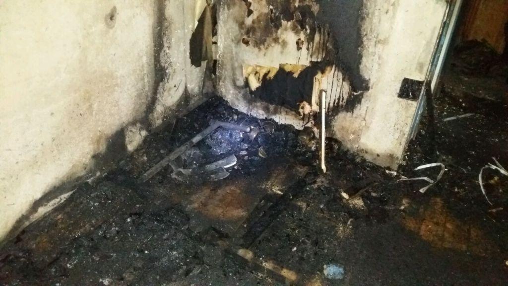 Поподозрению вубийстве путем поджога схвачен гражданин Полоцкого района
