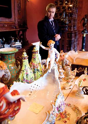 W stworzeniu ekspozycji zagrody pomagali nie tylko białoruskie muzea, ale prywatni kolekcjonerzy