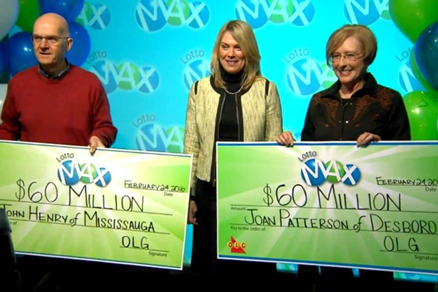 Гражданин Канады одержал победу влотерею практически 46 млн. долларов