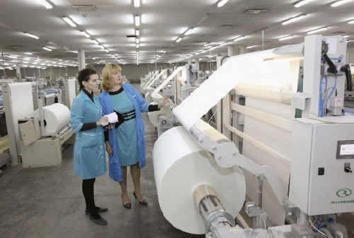 Polotsk-Steklovolokno JSC actively promotes its goods to Latin American markets