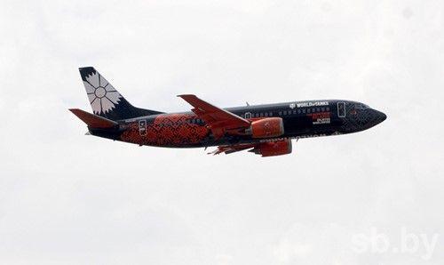 Самолет «Белавиа» несмог сесть вОдессе