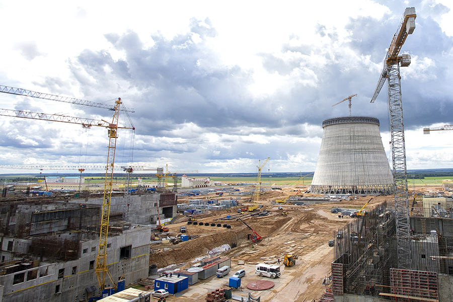 Литва назначила особого  посла поБелорусской АЭС