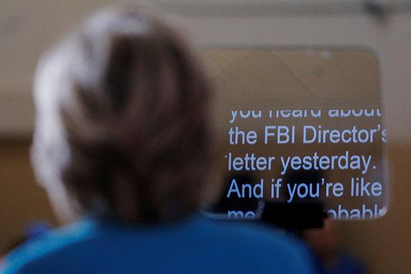 ФБР иМинюст США ведет переговоры подоступу кновым письмам Клинтон