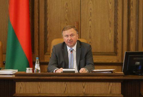 Кобяков: экономика Беларуссии работает нафоне стрессовых инеблагоприятных внешних причин