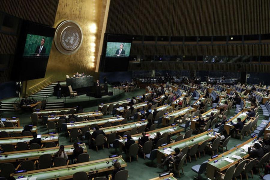 Венесуэла задолжала ООН 24 млн долларов ипотеряла право голоса