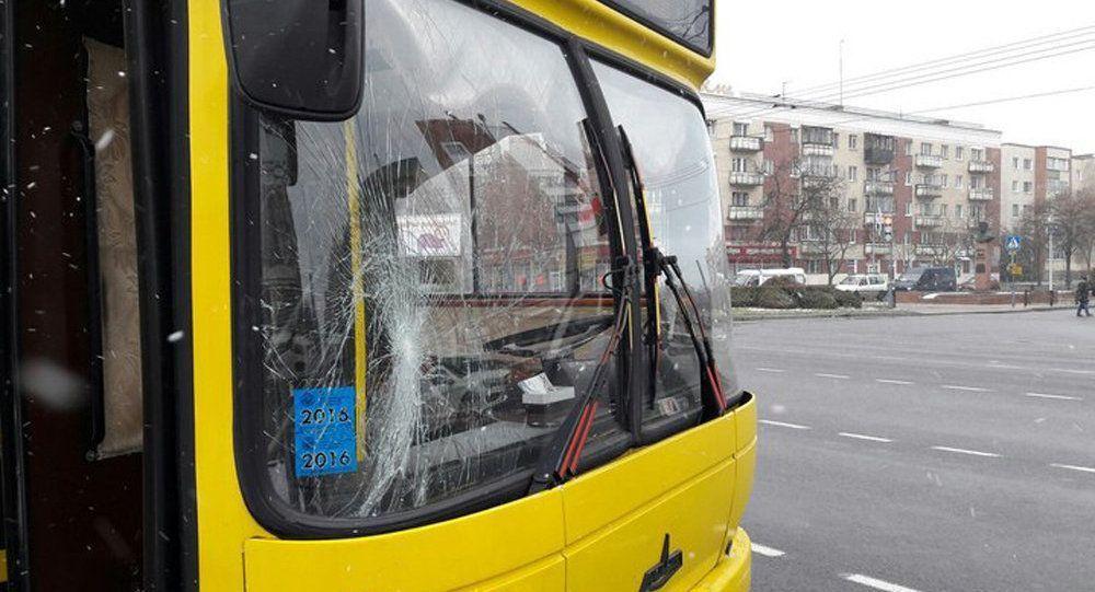 ВБресте рейсовый автобус сбил 2-х женщин