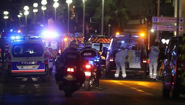 Спецназ задержал еще 10 подозреваемых— Теракт вНицце