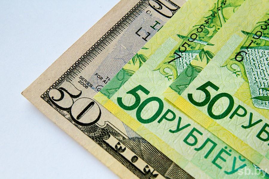 Белорусы вследующем году продали валюты больше, чем приобрели
