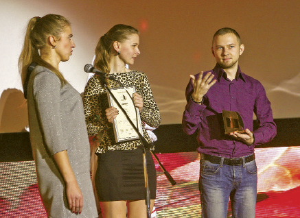Creators of the film Tribe awarded Grand Prix of Listapad-2014