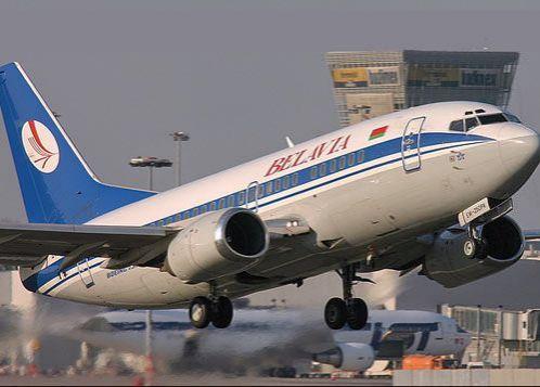 «Белавиа» с 22 декабря вводит 4-й ежедневный рейс Минск-Киев