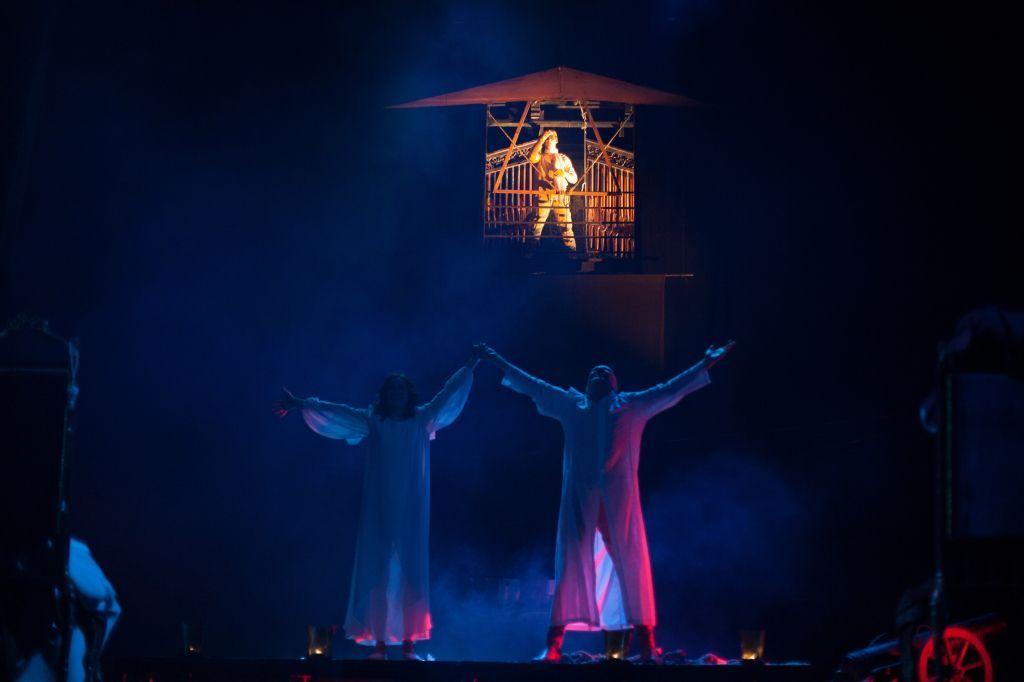 Минский спектакль «Пане Коханку» уходит вгастрольный тур поУралу