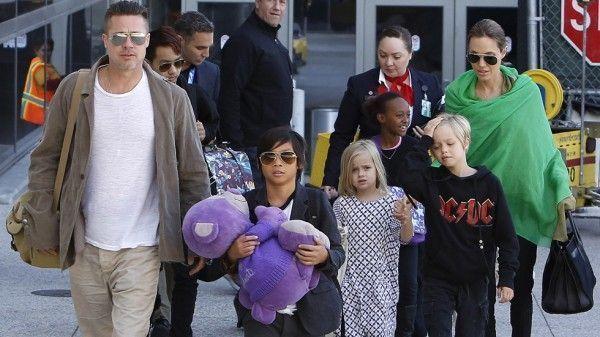 Стали известны причины развода Брэда Питта иАнджелины Джоли
