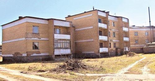 Ветхое жилье жители не могут приватизировать из-за его баснословной стоимости
