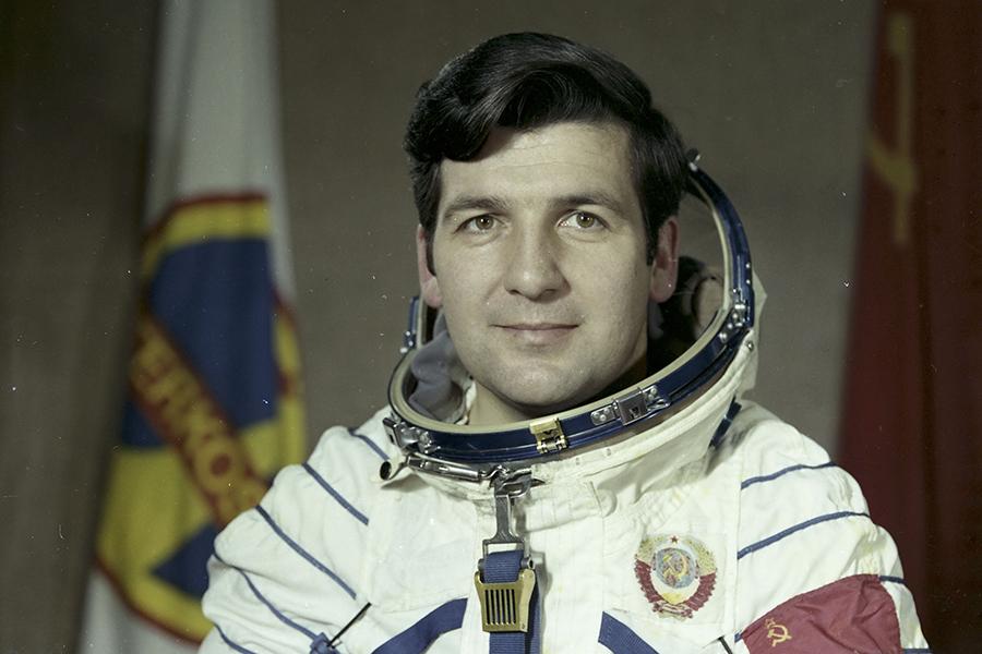 1-ый белорусский космонавт Петр Климук отмечает 75-летие 10июля
