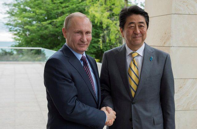 Япония будет уведомить США оходе переговоров сРоссией покурильскому вопросу