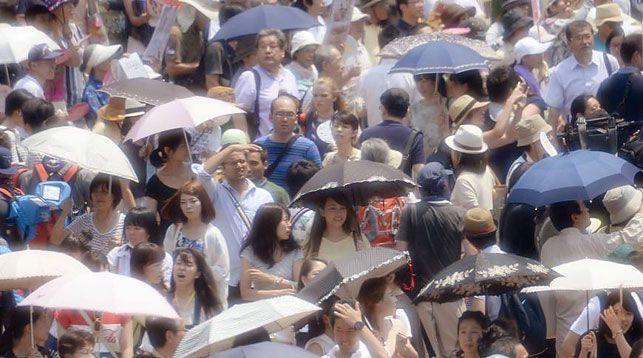 ВМолдове наслаждались прохладой, вЯпонии массово гибли из-за жары