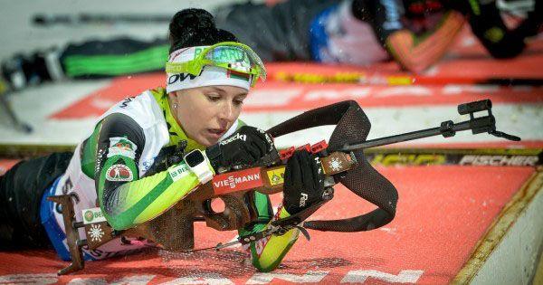 Дарья Юркевич завоевала бронзу в особой гонке наэтапеКМ вЭстерсунде