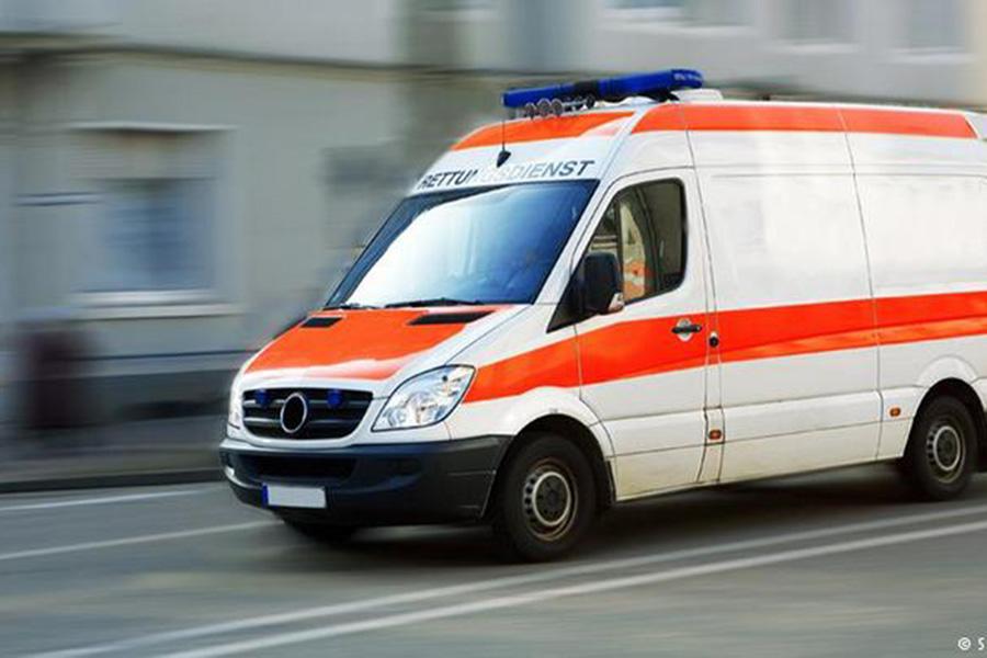 ВДТП стуристическим автобусом вГермании пострадали 18 человек