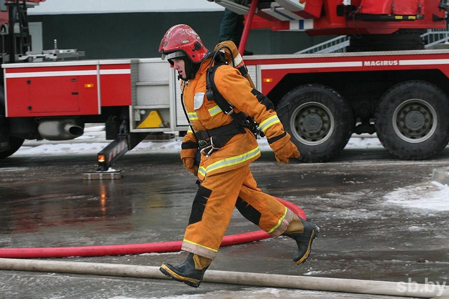 ВКаменецком районе жертвами пожара стали супруг ижена