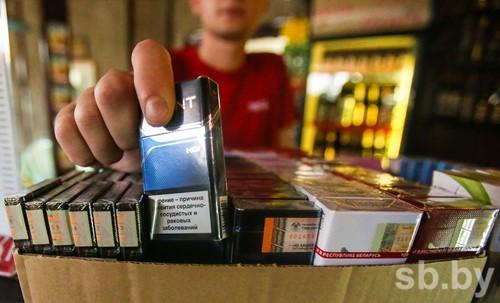 С1декабря в Республики Беларусь вновь дорожают сигареты